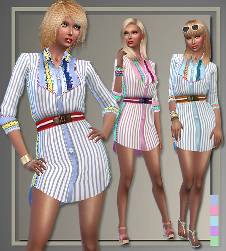 All About Style: T.H. Spring collection
