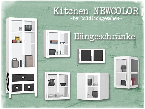 Akisima Sims Blog: Kitchen newcolor