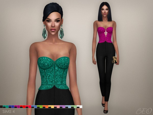 BEO Creations: Cristina collection   Jumpsuit