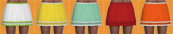 Veranka: Dakota Skirt