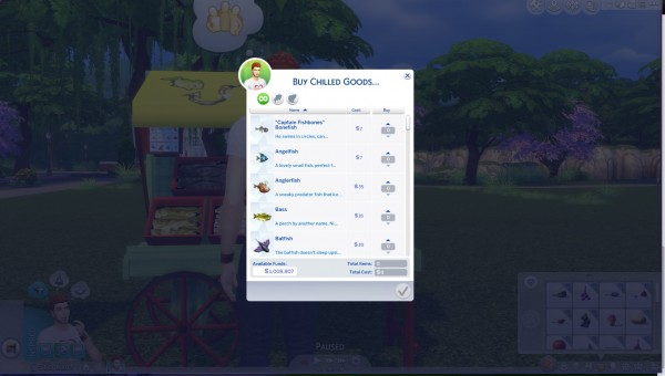 Simsworkshop: Fish Stands by JPCopeSIMs