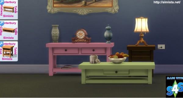 Simista: Canterbury Table Collection