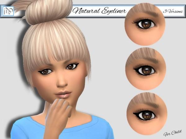 Marty P: Natural Eyeliner