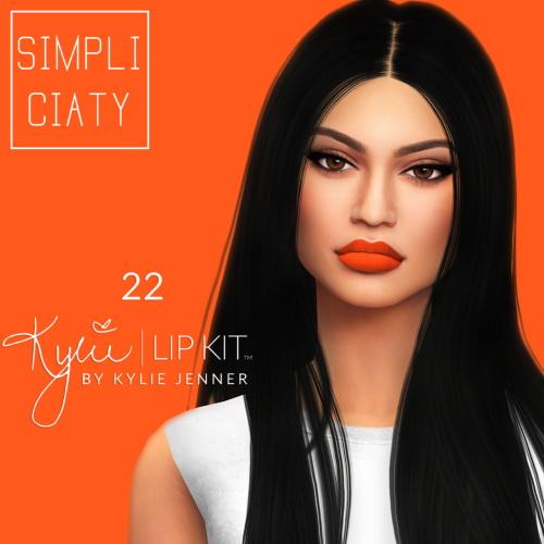 Simpliciaty: Kylie Lip Kit #3