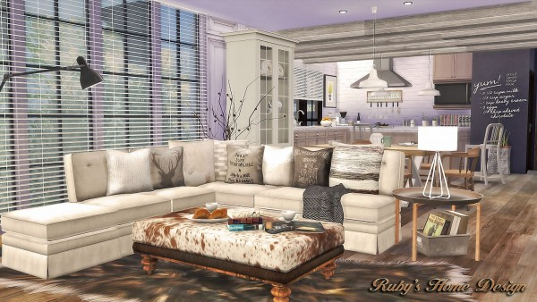 Ruby`s Home Design: Neutral Chic House