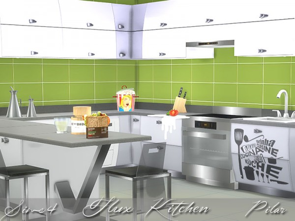 SimControl: Flux Kitchen by Pilar