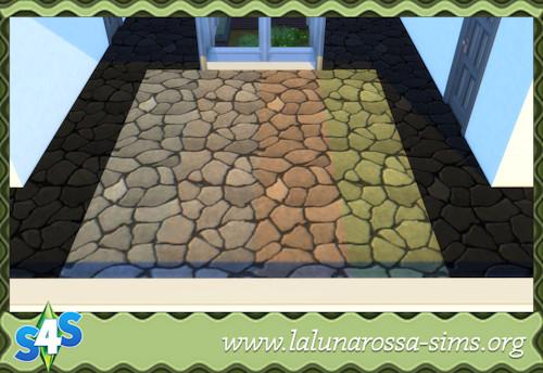 La Luna Rossa Sims: Marble Slabs