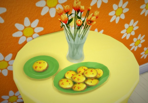 Budgie2budgie: Deco easter cookies