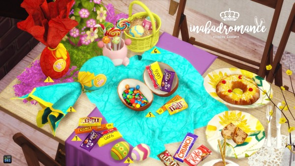 Decor: Happy Easter Set! from In a bad romance
