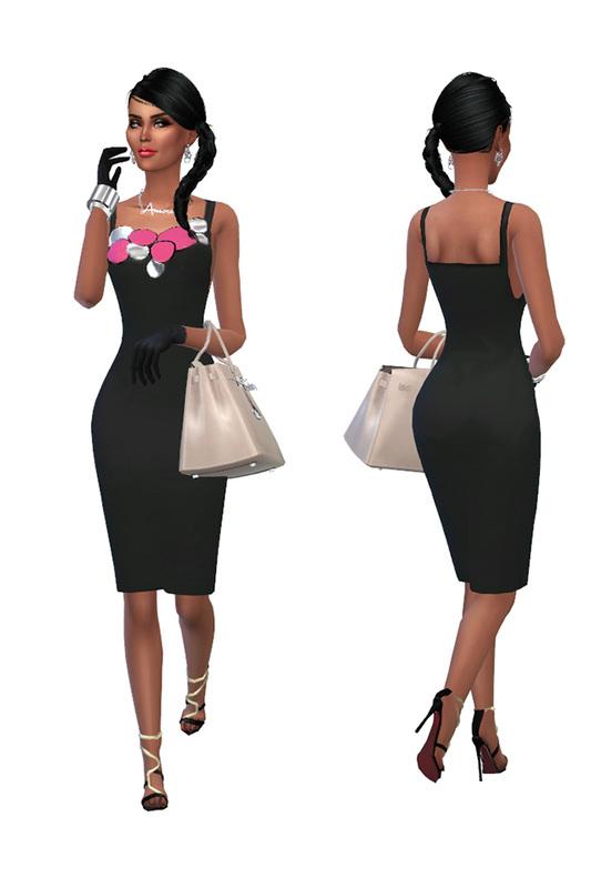 Rhowc Salma Closet 2 Sims 4 Downloads