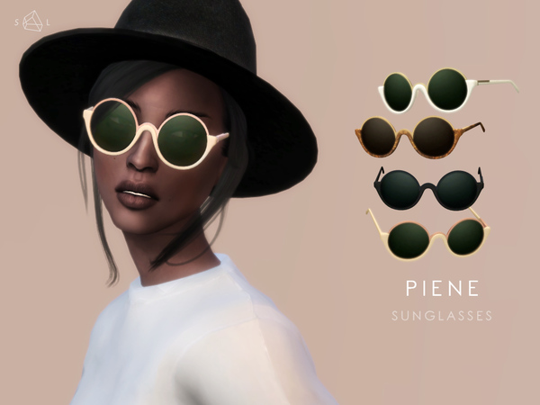 The Sims Resource: Sunglasses   PIENE by Starlord