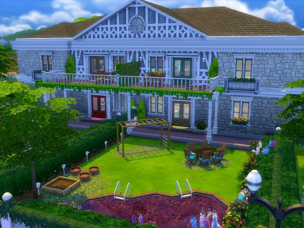 The Sims Resource: Willow Creek Apartments by sharon337