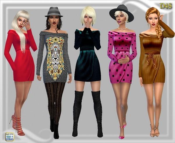 Dreaming 4 Sims: Kora dress