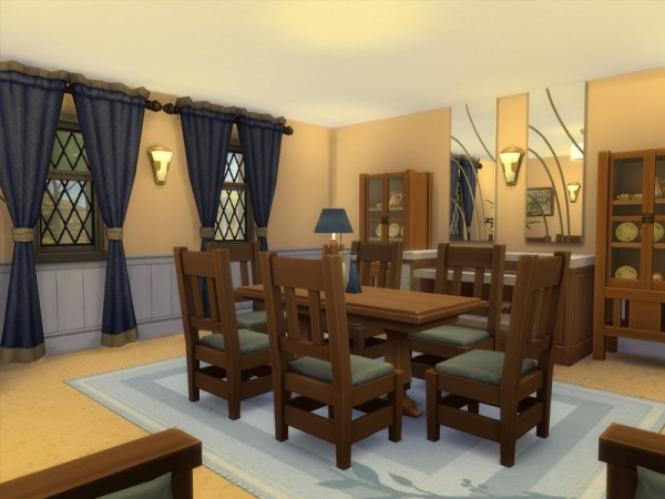 The Sims Resource: The Goodrich by sharon337