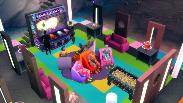 Mod The Sims: Sixam Reimagined (No CC) by coolspear1