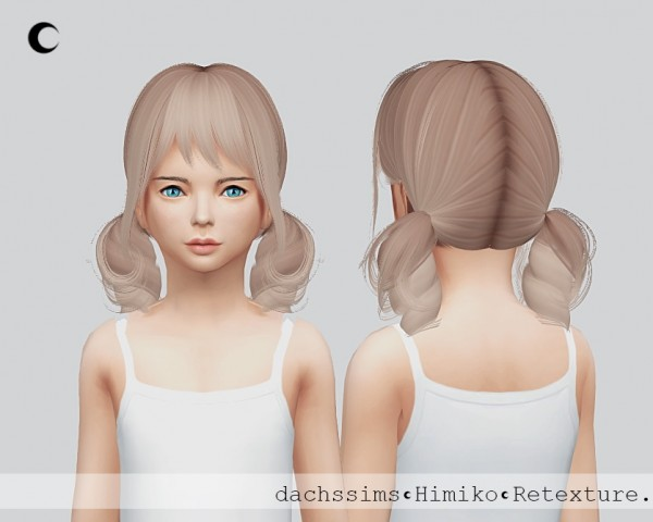 Kalewa A Himiko Child Sims 4 Downloads
