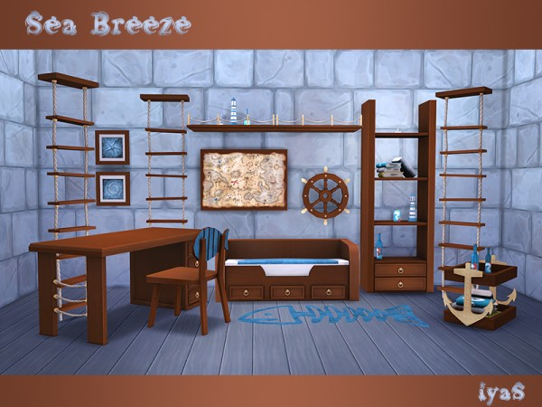 The Sims Resource: Sea Breeze by Soloriya