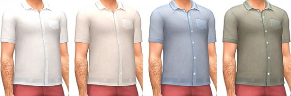 Marvin Sims: Linen Shirts