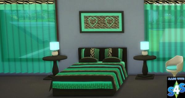 Simista: Tori Bedroom Set