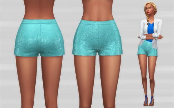 Veranka: Party shorts
