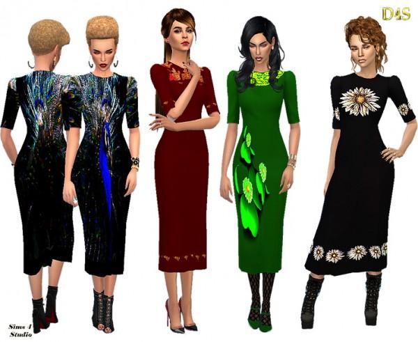 Dreaming 4 Sims: SL. Jova Dress