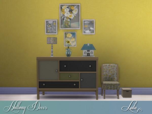 The Sims Resource: Hallway Decor Set by Ineliz