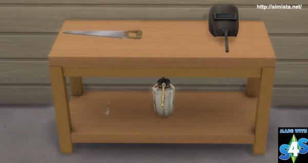 Simista: Tool Deco Bundle