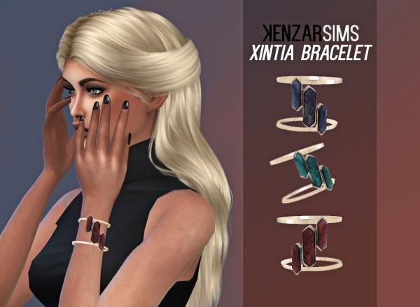 Kenzar Sims: Xintia Bracelet