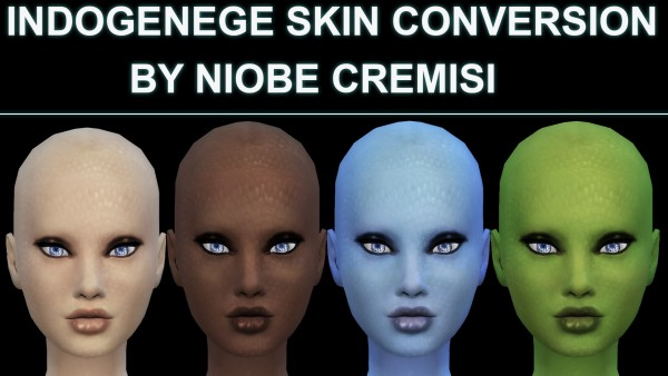 Simsworkshop: Indogene skin detail by niobe cremisi