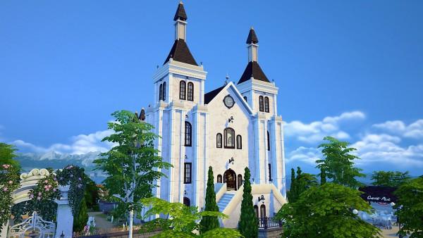 Fezets Corporation: Cathédrale Saint Lama