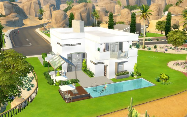 Via Sims: House 24