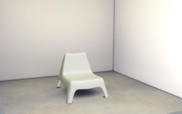 simmer soul ikea ps vag chair sims 4 downloads. Black Bedroom Furniture Sets. Home Design Ideas