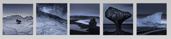 Merakisims: Grey scale paintings