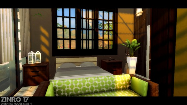 Simsworkshop: Oriental House ZINRO 17 by ConceptDesign97