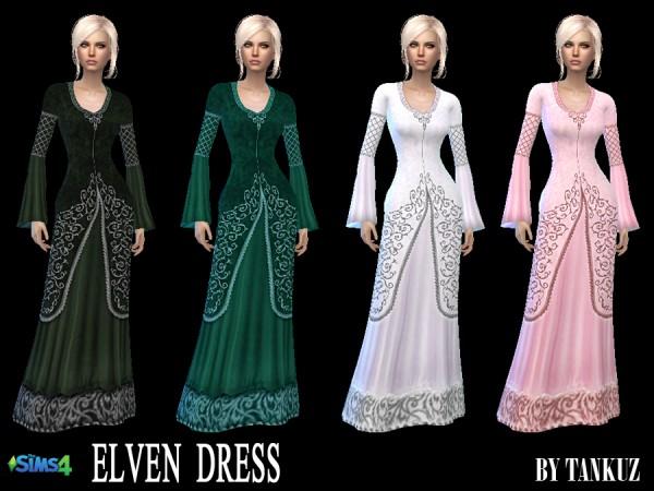 Tankuz: Elven Dress