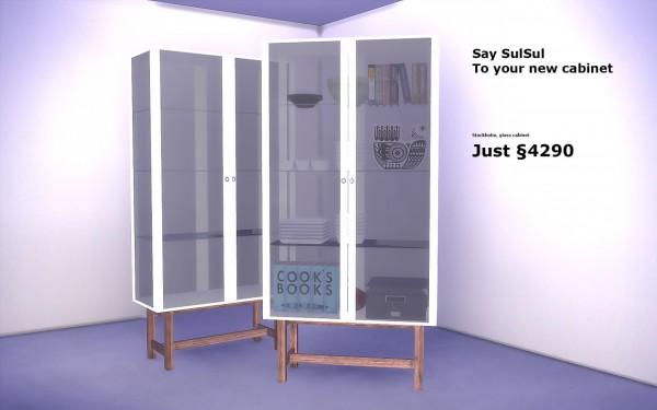 Simmer Soul: IKEA Stockholm cabinet