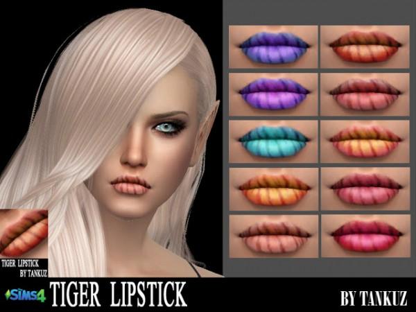 Tankuz: Tiger Lipstick