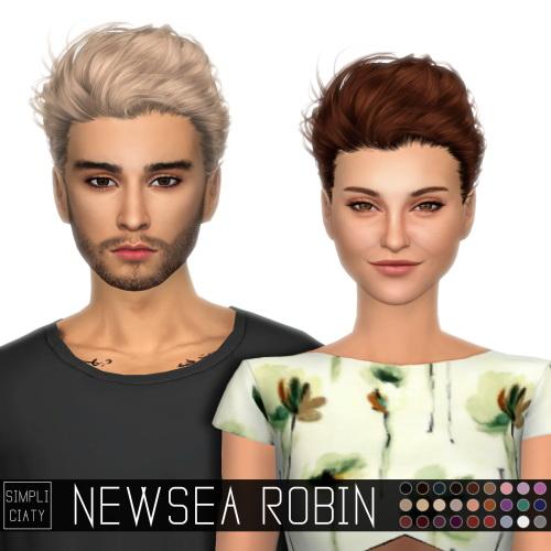 Simpliciaty: Newsea`s Robin