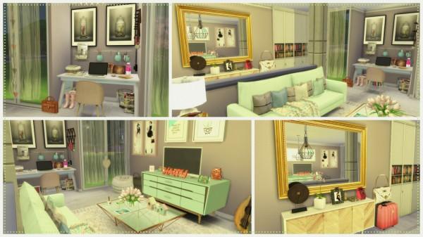 Dinha Gamer: Sweet Living Room