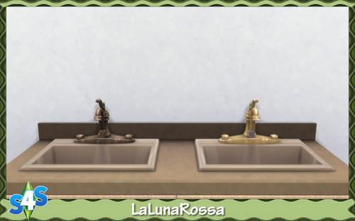 La Luna Rossa Sims: Pure Simplicity Sink