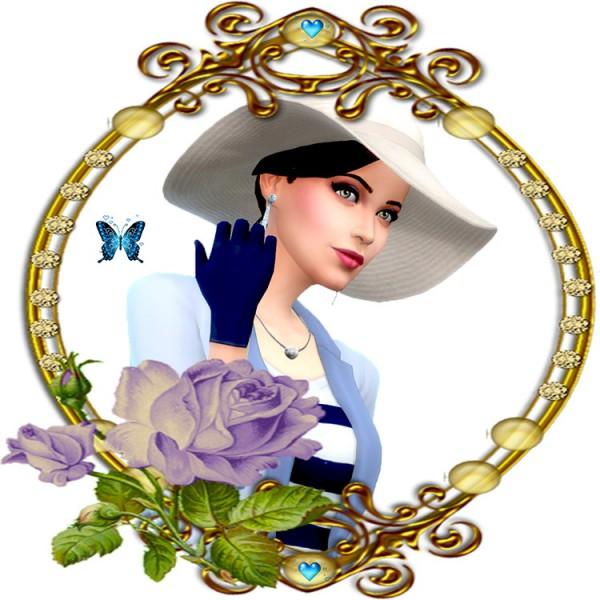 Les Sims 4 Passion: Audrey Marty nocc