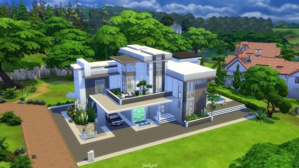 JarkaD Sims 4: Villa JOSETTE