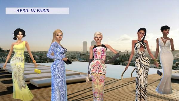 RHOWC: Summer dresses