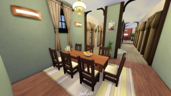 JarkaD Sims 4: Casa Alma