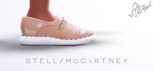 MA$ims 3: Stella McCartney Buckled Shoes
