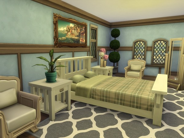 The Sims Resource: Clara Cottage by Ineliz