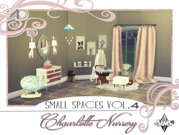 Sims 4 Designs Charlotte Quot Nursery Set Sims 4 Downloads