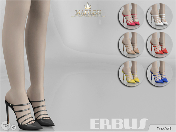 The Sims Resource: Madlen Erbus Shoes by MJ95