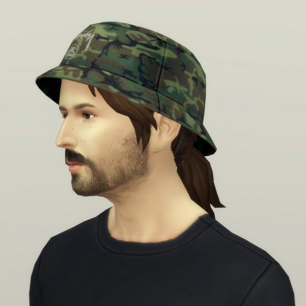 Rusty Nail: Derek`s ponytail
