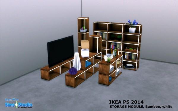 Simmer Soul: IKEA storage module